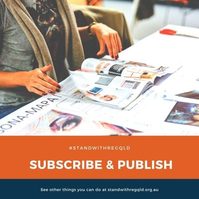 Subscribe and publish to local media